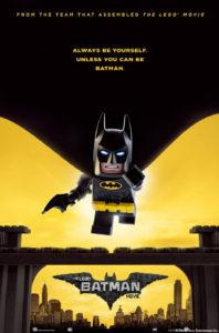 Friday Movies in the Park - The LEGO Batman Movie @ Phoenix Park Bandshell - Delavan