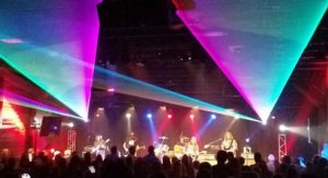 Laser Fusion @ Phoenix Park Bandshell - Delavan