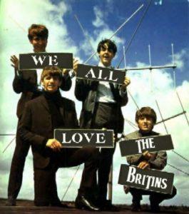 The Britins - A Beatles Tribute @ Phoenix Park Bandshell