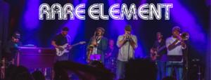 Rare Element - replaces Ladies Must Swing.... @ Delavan Phoenix Park Bandshell